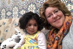 Fatima and me