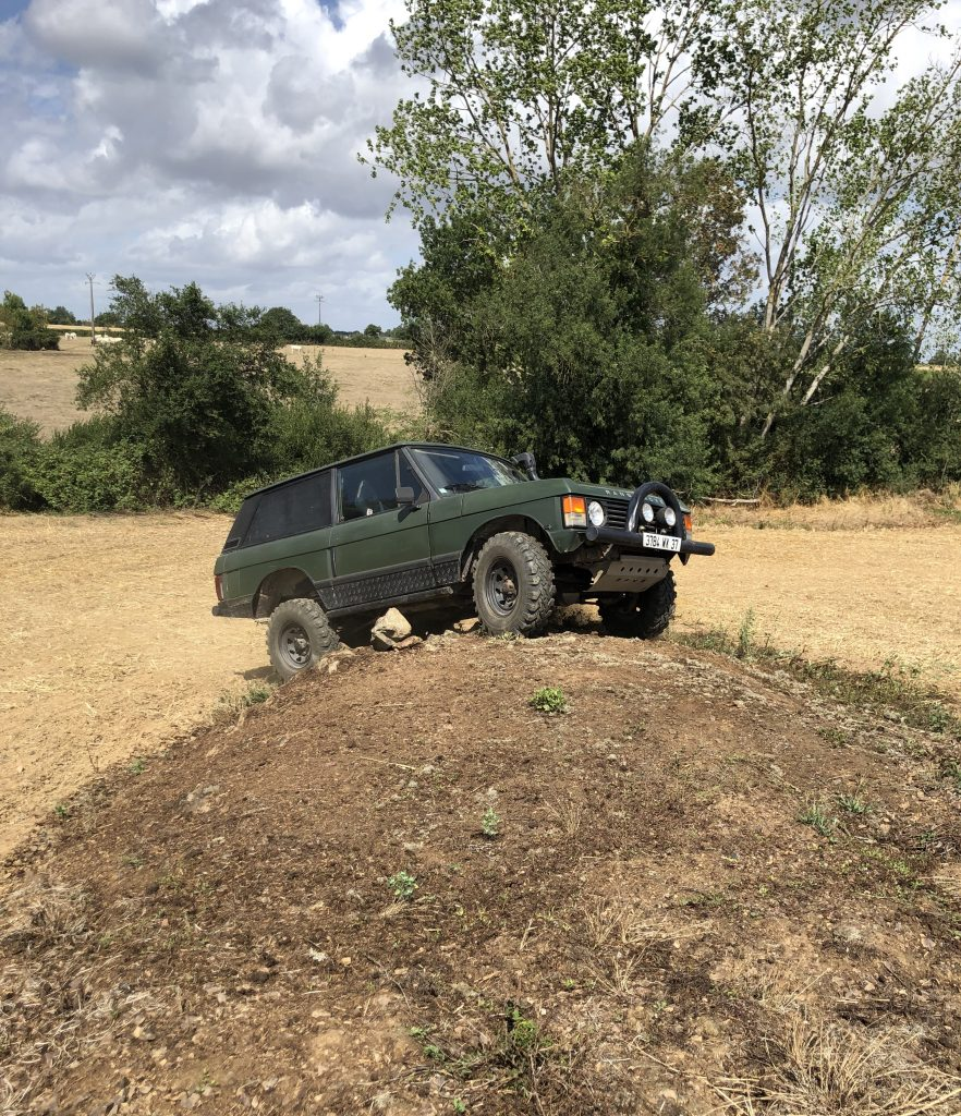 Range Rover Classic Offroad