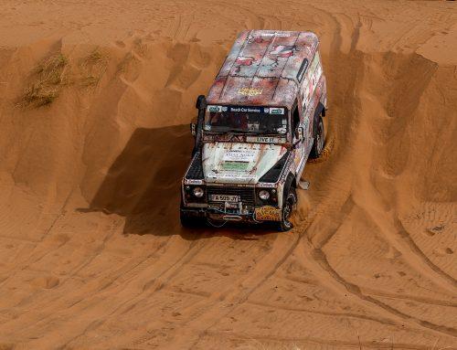 Rallye des Gazelles Stage 3