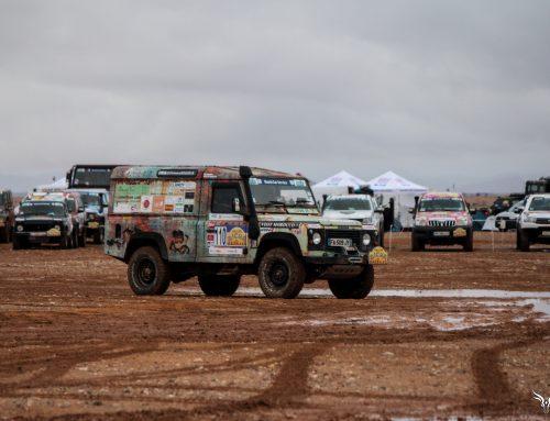Rallye des Gazelles, Stage 4