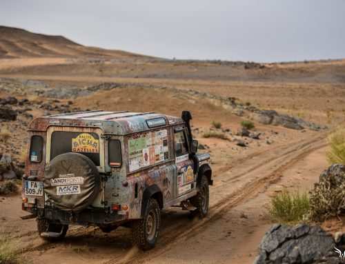 Rallye des Gazelles – Stage 5 – Marathon Day 1