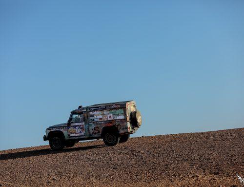 Rallye des Gazelles – Stage 6